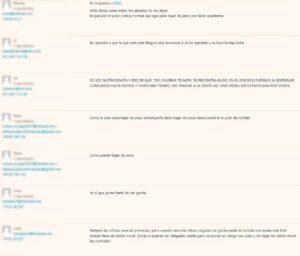 Comentarios y Opiniones Pro Ana y Mia