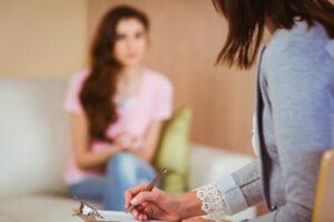 La psicoteràpia i la curació de l'anorèxia